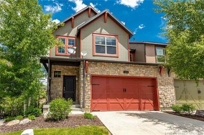 Kamas UT Condo/Townhouse For Sale: $619,900
