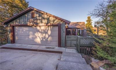 Park City Single Family Home For Sale: 135 Crestview Terrace