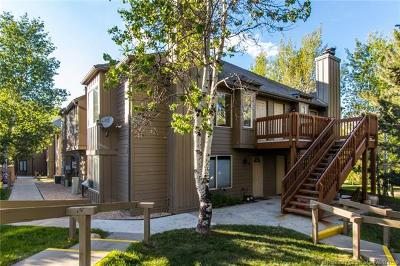 Park City Condo/Townhouse For Sale: 2100 Canyons Resort Drive #17-A2