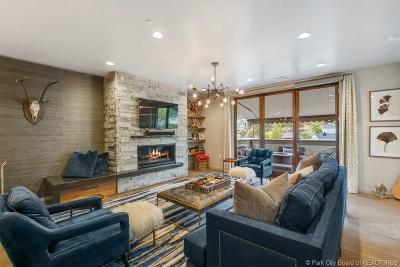Park City Single Family Home For Sale: 205 Main St #B