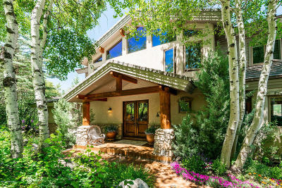 Park City Single Family Home For Sale: 4074 W Moose Hollow Road