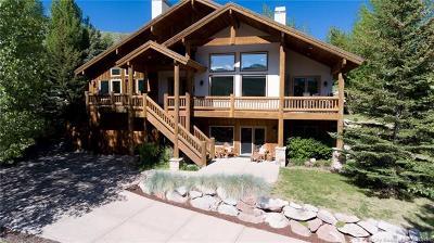 Park City UT Single Family Home For Sale: $1,200,000