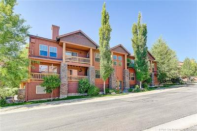 Heber City Condo/Townhouse For Sale: 1751 W Fox Bay Drive #L-102