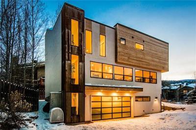 Park City Single Family Home For Sale: 597 Deer Valley Loop Road