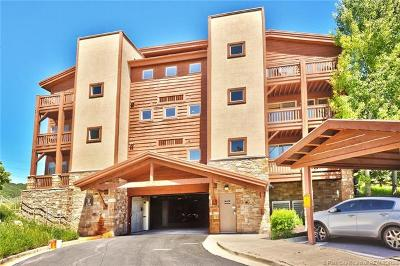 Park City Condo/Townhouse For Sale: 6749 N 2200 #B108