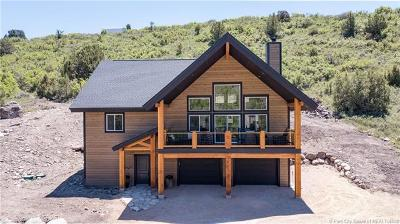 Heber City Single Family Home For Sale: 8420 E Boxwood Lane