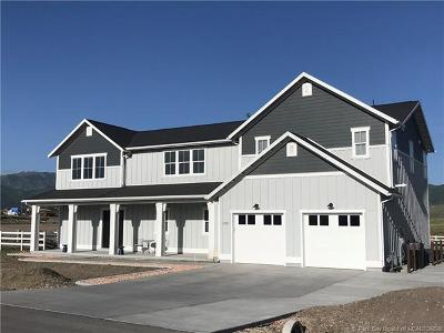 Park City Single Family Home For Sale: 6793 N Greenfield