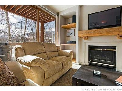 Park City Single Family Home For Sale: 1600 W Pinebrook Boulevard #A4