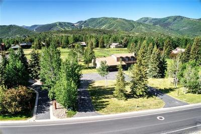 Park City Single Family Home For Sale: 1251 Little Kate Road