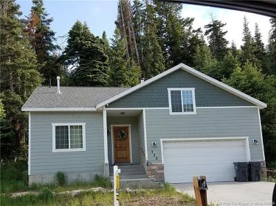 Park City Single Family Home For Sale: 320 Aspen Drive Drive