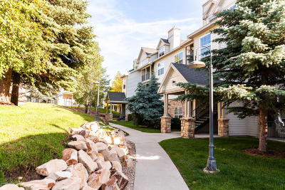 Park City Condo/Townhouse For Sale: 900 Bitner Road #F-30