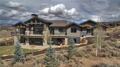 Park City Single Family Home For Sale: 6357 Dakota Trail