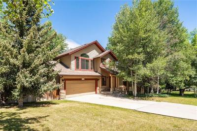 Park City Single Family Home For Sale: 7990 Meadowview Drive