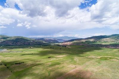 Oakley, Peoa Residential Lots & Land For Sale: Highway 32