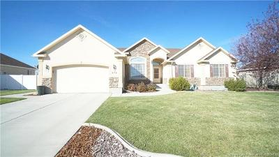 Heber City Single Family Home For Sale: 676 S 620 East