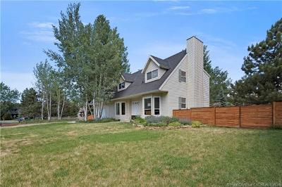 Park City Single Family Home For Sale: 2588 Little Kate Road