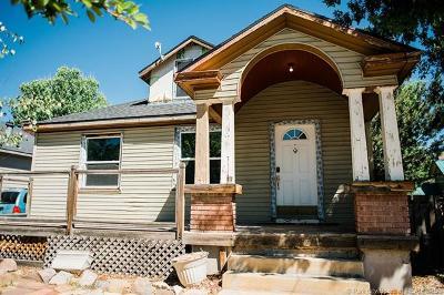 Coalville UT Single Family Home For Sale: $240,000