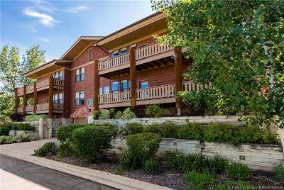 Park City Condo/Townhouse For Sale: 8450 Pointe Road #H24