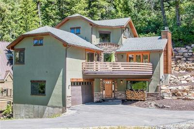 Single Family Home For Sale: 110 St. Moritz Strasse