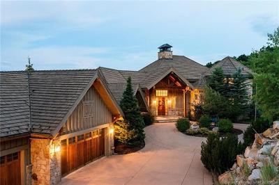 Single Family Home For Sale: 2967 Deer Crest Estates Drive