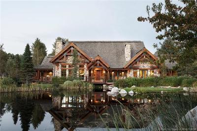 Charleston UT Single Family Home For Sale: $4,500,000