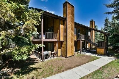 Park City Condo/Townhouse For Sale: 2025 Canyons Resort Drive #F-7