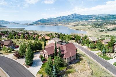 Kamas UT Single Family Home For Sale: $1,175,000