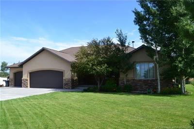 Oakley, Peoa Single Family Home For Sale: 432 W 4200