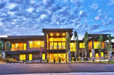 Park City Single Family Home For Sale: 8798 Parley's Lane