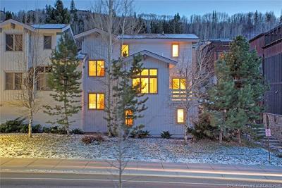 Park City Condo/Townhouse For Sale: 599 Deer Valley Loop #4-B