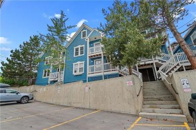Park City Condo/Townhouse For Sale: 1150 Empire #37