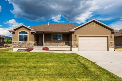 Heber City Single Family Home For Sale: 787 S 930 E