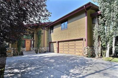 Park City Single Family Home For Sale: 941 Cutter Lane
