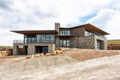Park City UT Single Family Home For Sale: $3,295,000