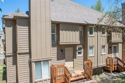 Park City Condo/Townhouse For Sale: 2100 Canyons Resort Drive #1
