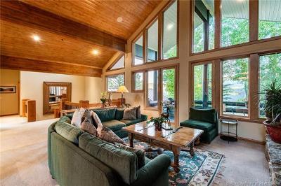 Park City UT Single Family Home For Sale: $2,300,000