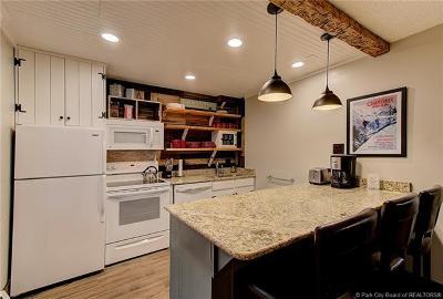 Park City Condo/Townhouse For Sale: 1482 Empire Avenue #K4