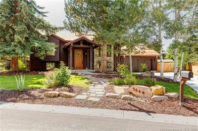 Park City Single Family Home For Sale: 2549 Little Kate Road