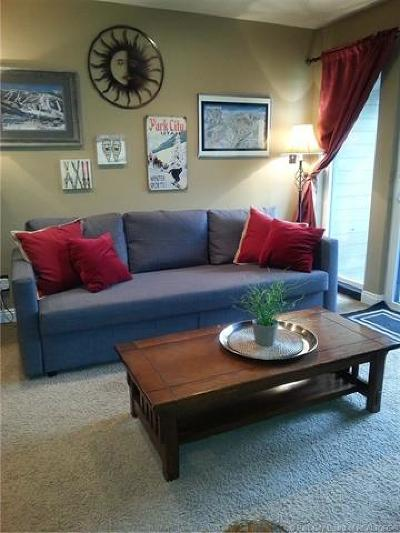 Park City Condo/Townhouse For Sale: 1530 Empire Avenue #204