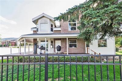 Heber City Single Family Home For Sale: 2500 N Highway 40
