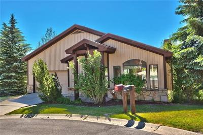 Park City Single Family Home Active - Time Clause: 4215 South Ridge Court