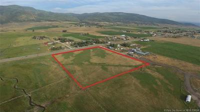 Oakley, Peoa Residential Lots & Land For Sale: 3555 Crystal Creamery Lane