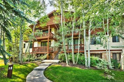 Park City Single Family Home For Sale: 1600 Pinebrook Boulevard #I6