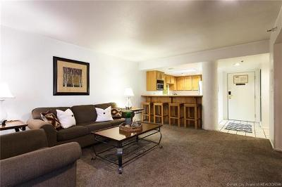 Park City Condo/Townhouse For Sale: 1485 Empire Avenue #314