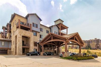 Park City Condo/Townhouse For Sale: 2669 Canyons Resort Drive #312
