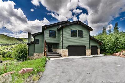 Single Family Home For Sale: 3633 Sunridge