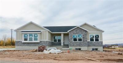 Single Family Home For Sale: 3182 E Rock View Drive