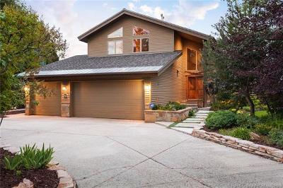 Park City Single Family Home For Sale: 2915 American Saddler Drive