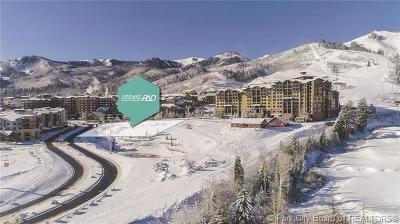 Park City Condo/Townhouse For Sale: 2670 W Canyons Resort Drive #413