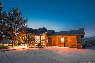Single Family Home For Sale: 1050 E Bluffs Drive